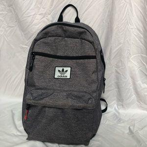 Gray adidas multipurpose backpack